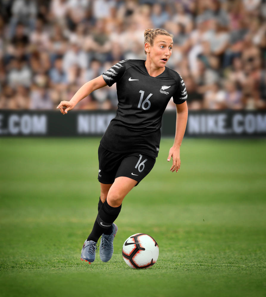 The Football Ferns Lead a New Generation of Footballers in New Zealand