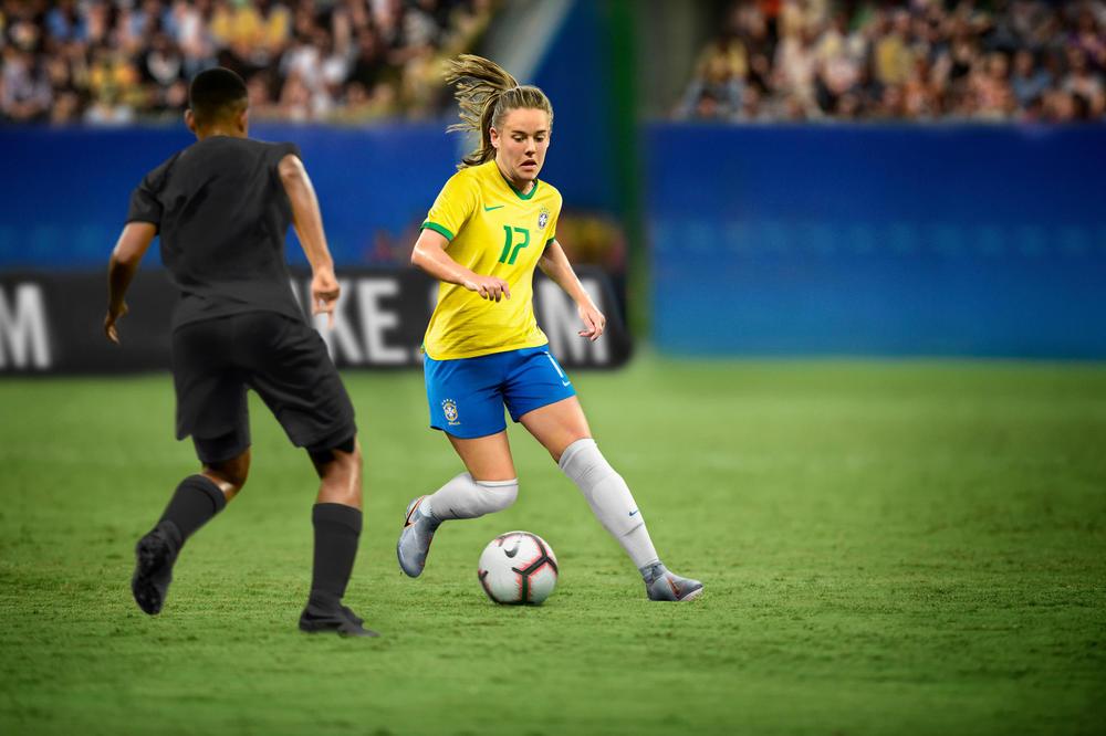 Seleçåo Feminina Honor All Brasil's Mulheres Guerreiras