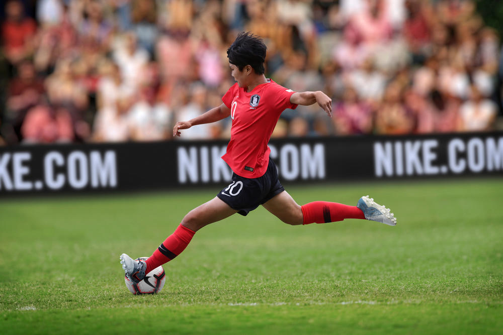 South Korea's Footballers Choose Phenomenal