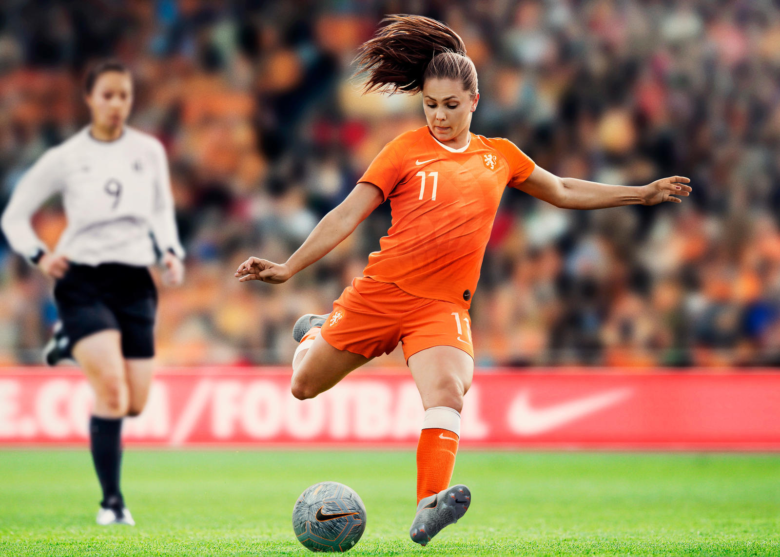 Women from netherlands