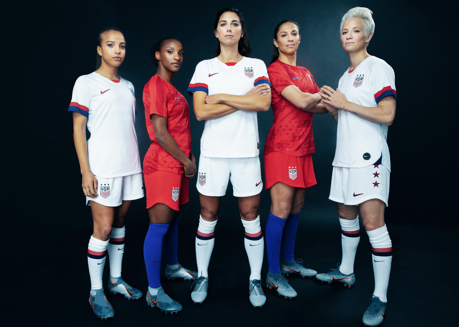 online retailer eca40 323be 2019 U.S. Soccer Women's National Team Kit - Nike News