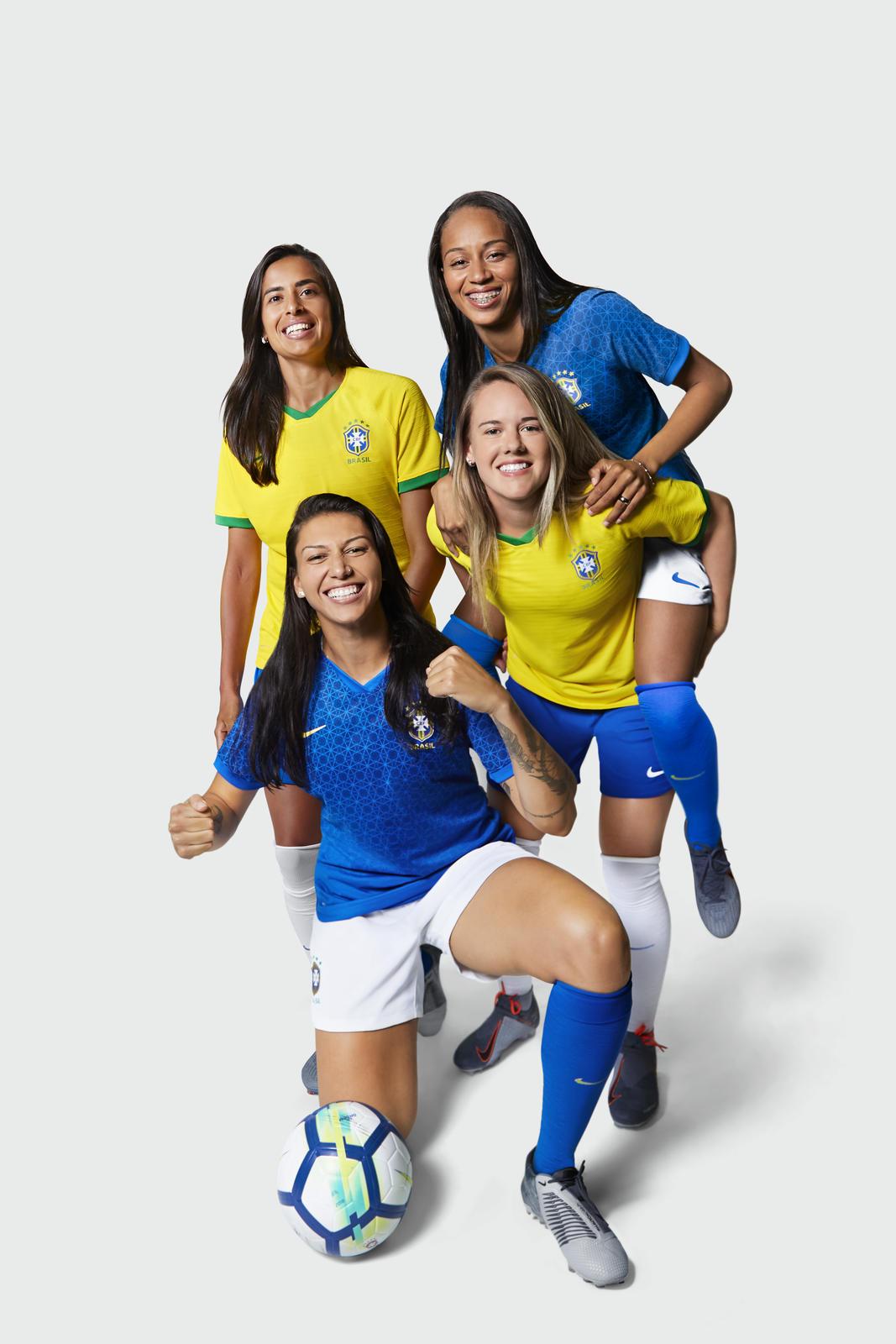 Ladies football brazilian 2021 in