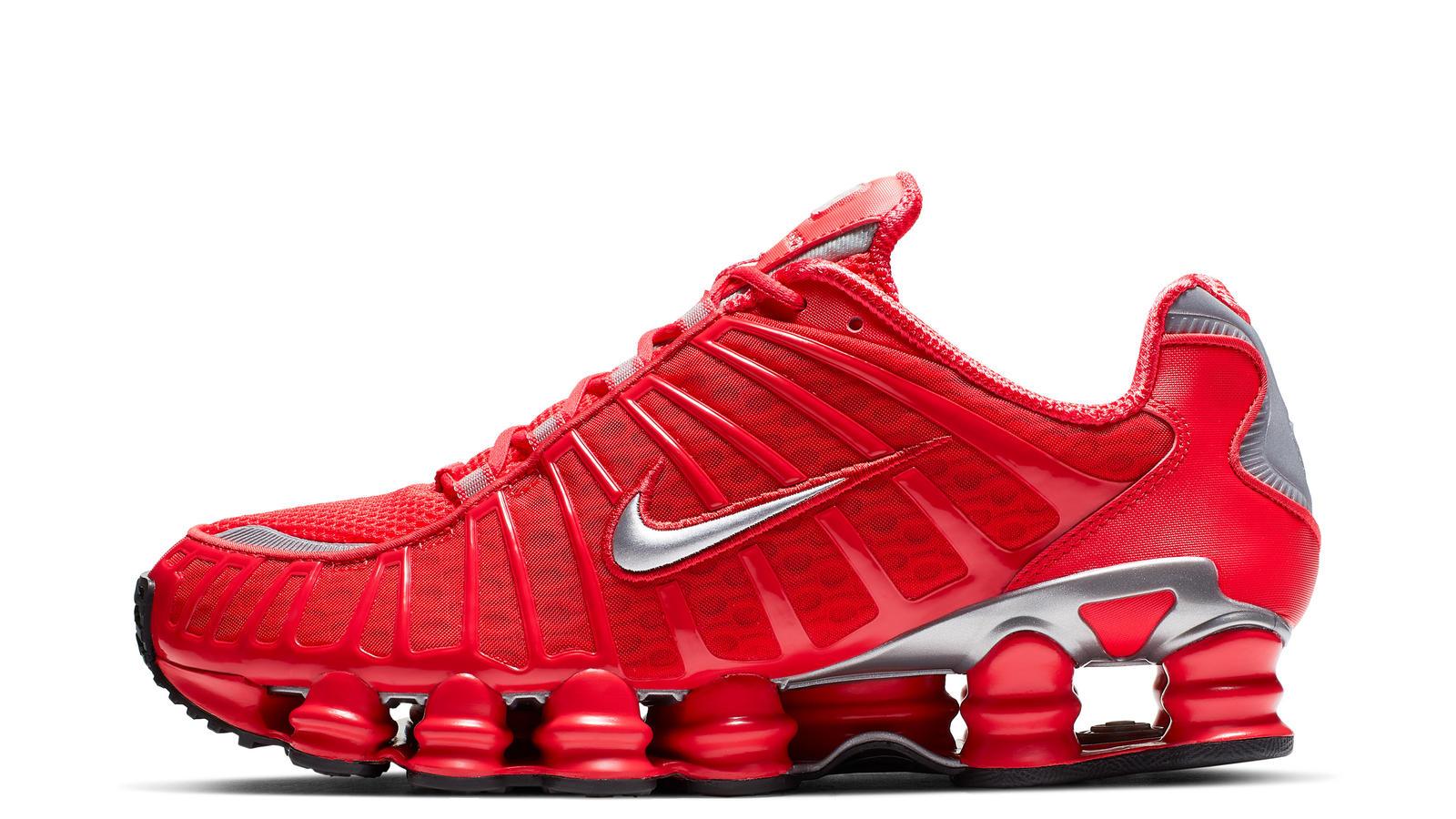 Nike Shox Total 8