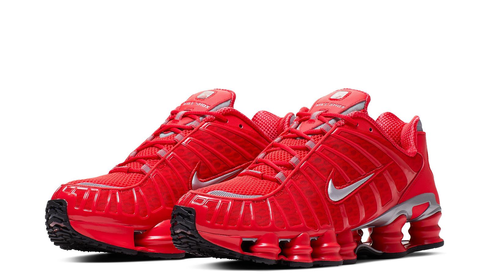 Nike Shox Total 11