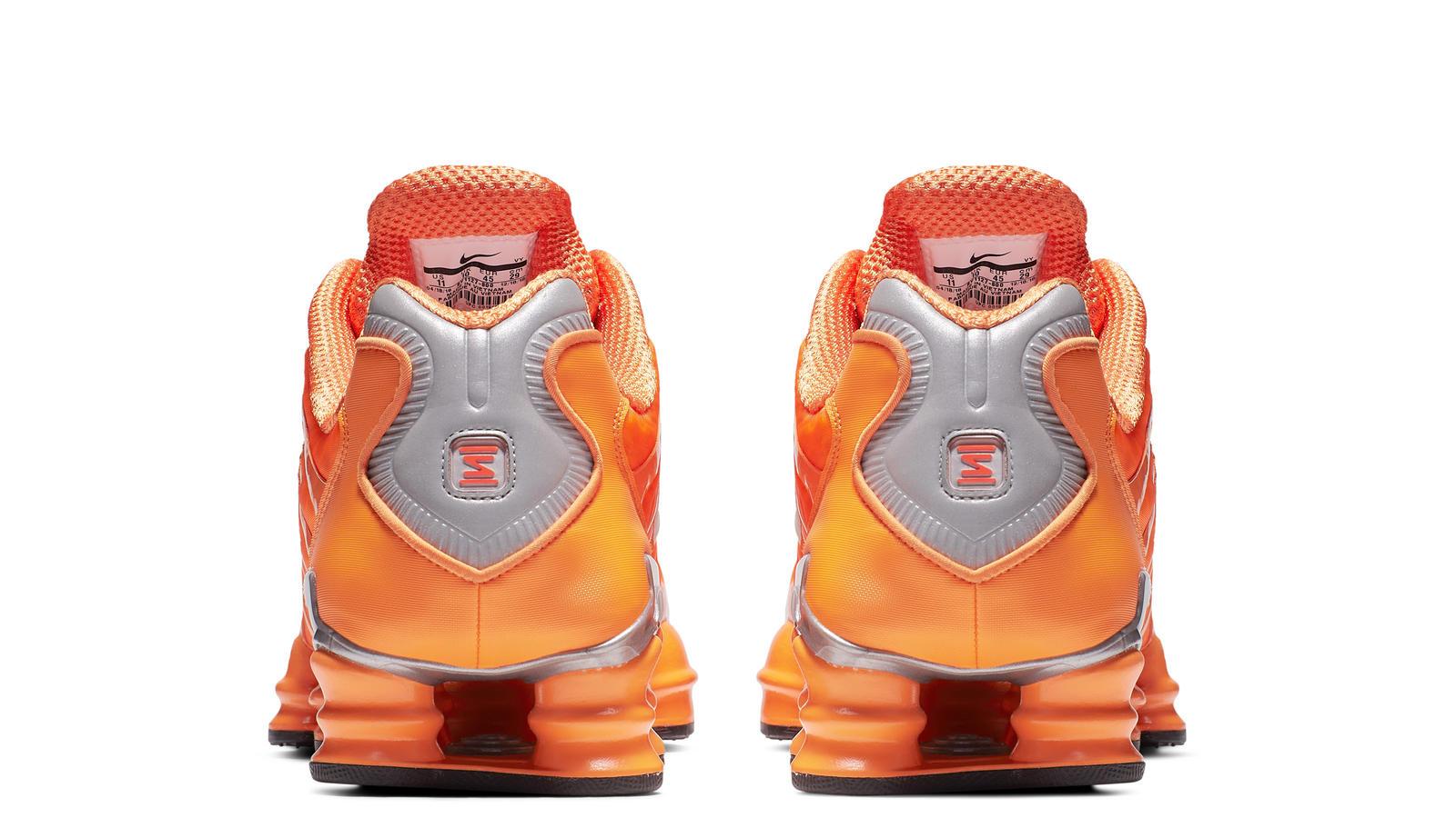 Nike Shox Total - Nike News
