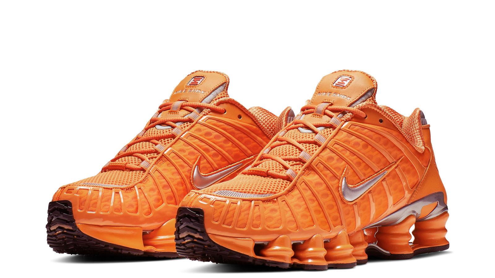 Nike Shox Total 25