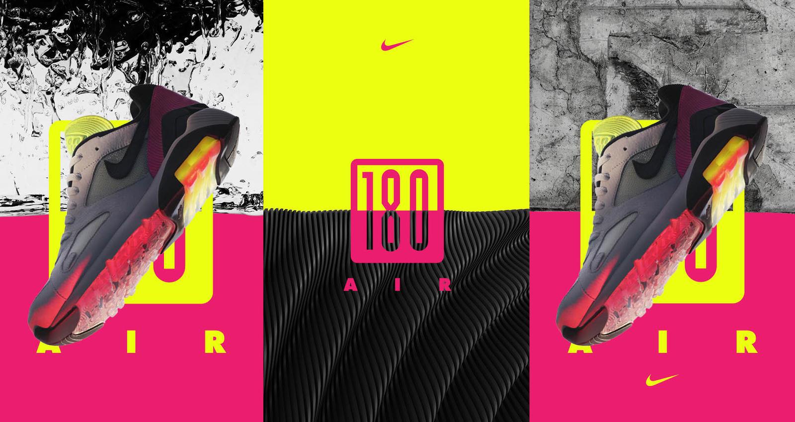 Nike Air Max 180 BLN - Nike News