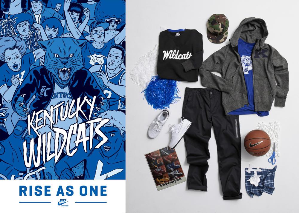 Nike Sportswear Celebrates March Madness