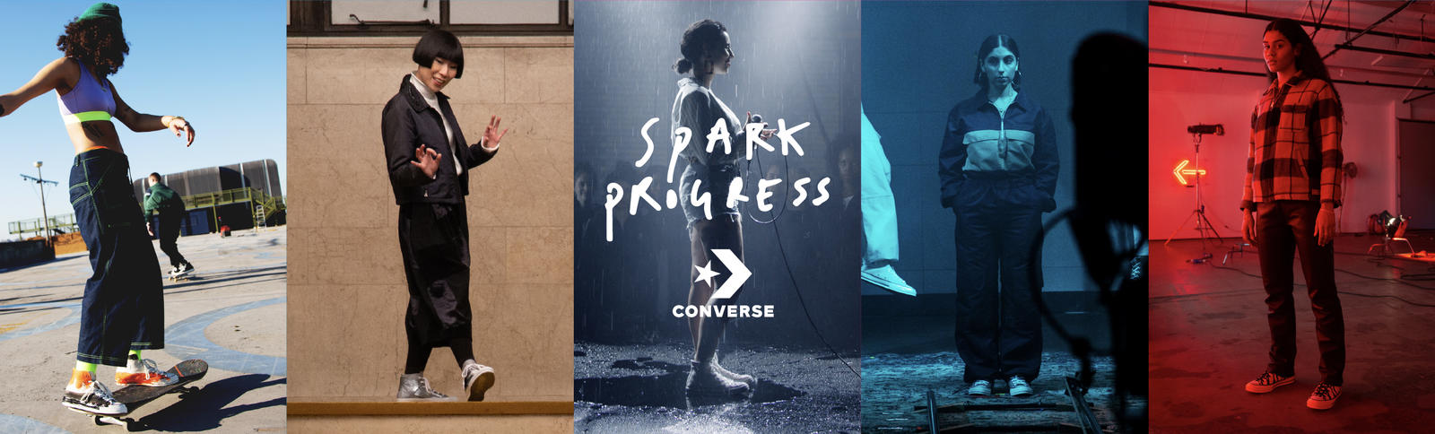 Converse Announces Spark Progress Program to Support London's Emerging Creative Talent  0