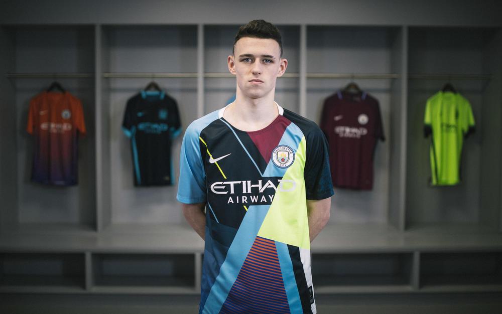 Manchester City Celebration Jersey