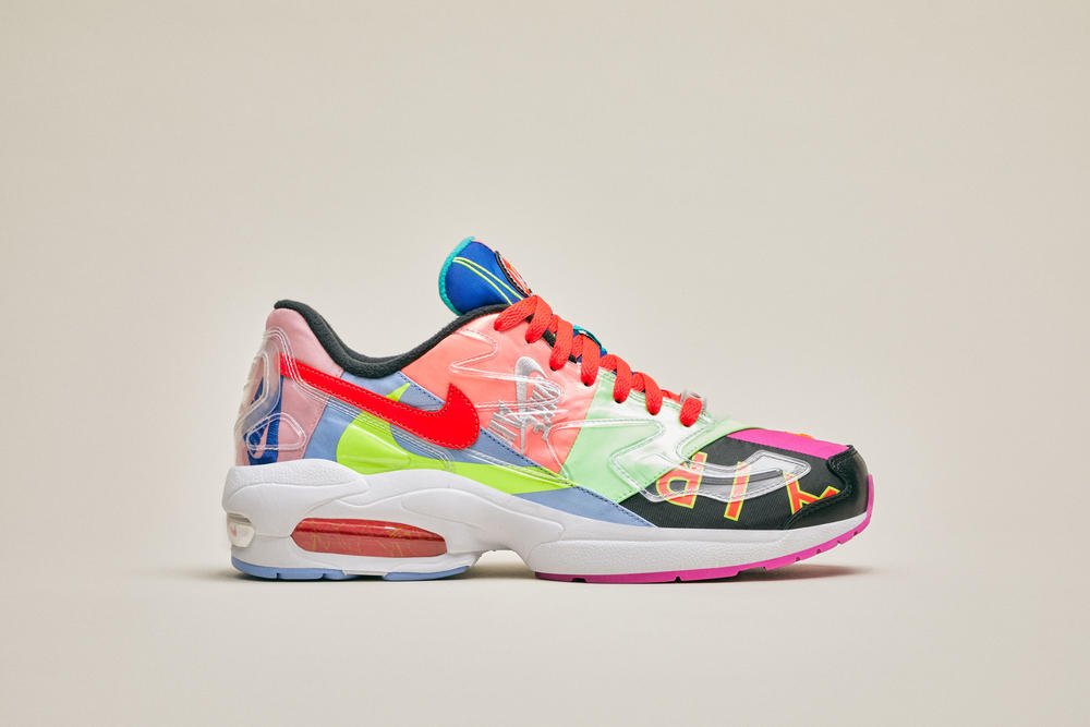 Air Max Remixed, Recreated, Re-tooled and Re-imagined