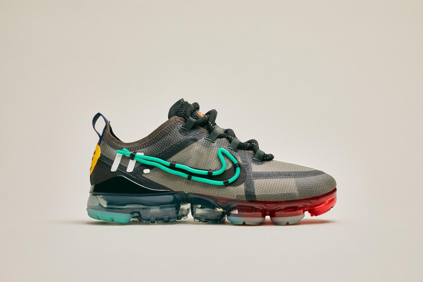Nike Air Max 2019 Collaborations — atmos CLOT Heron Preston