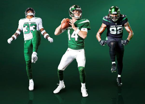 Nike's New Jets New Uniforms - Nike News