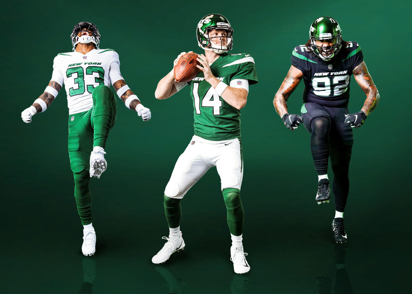 New York Jets Uniforms 2019 20 Instagram Square Hero