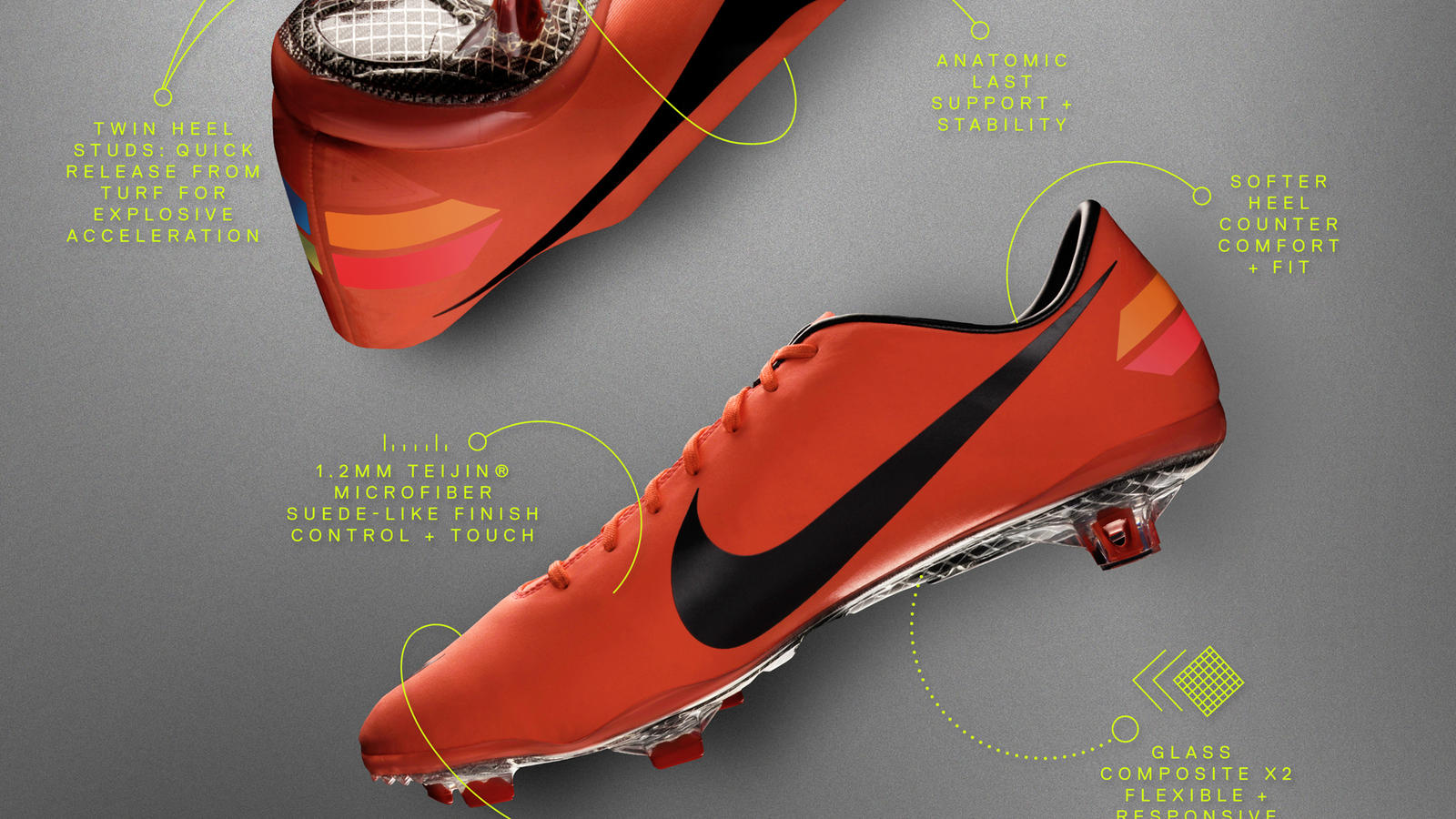Nike Mercurial Vapor VIII Delivers Explosive Speed - Nike News