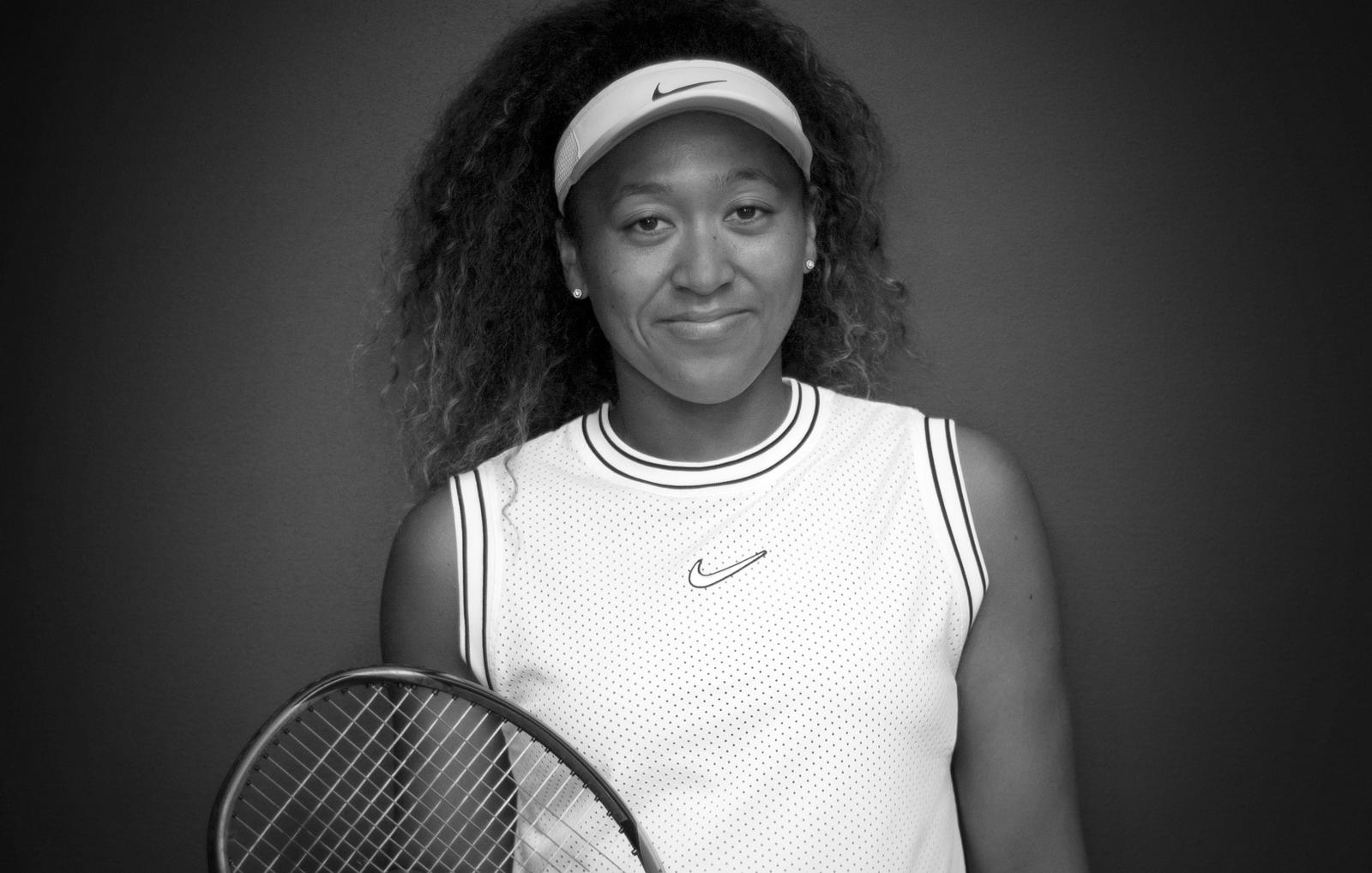 Tennis Superstar Naomi Osaka Signs with Nike 0