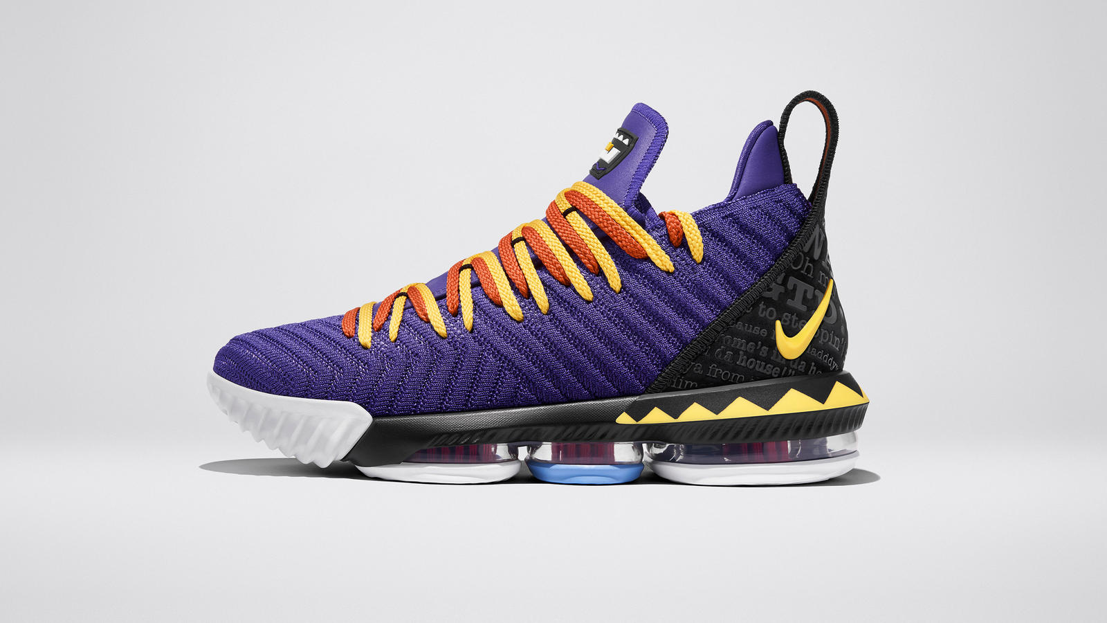 0c3a18101aa3 LEBRON 16 Martin Photos and Release Date - Nike News