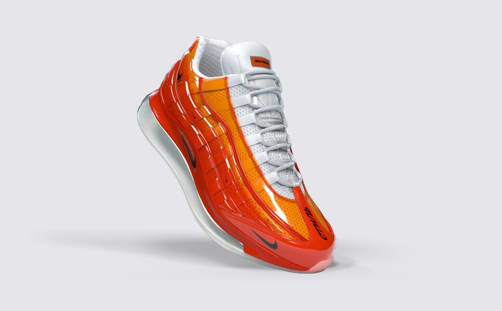 Nike By You Launches New 3D Builder Experience