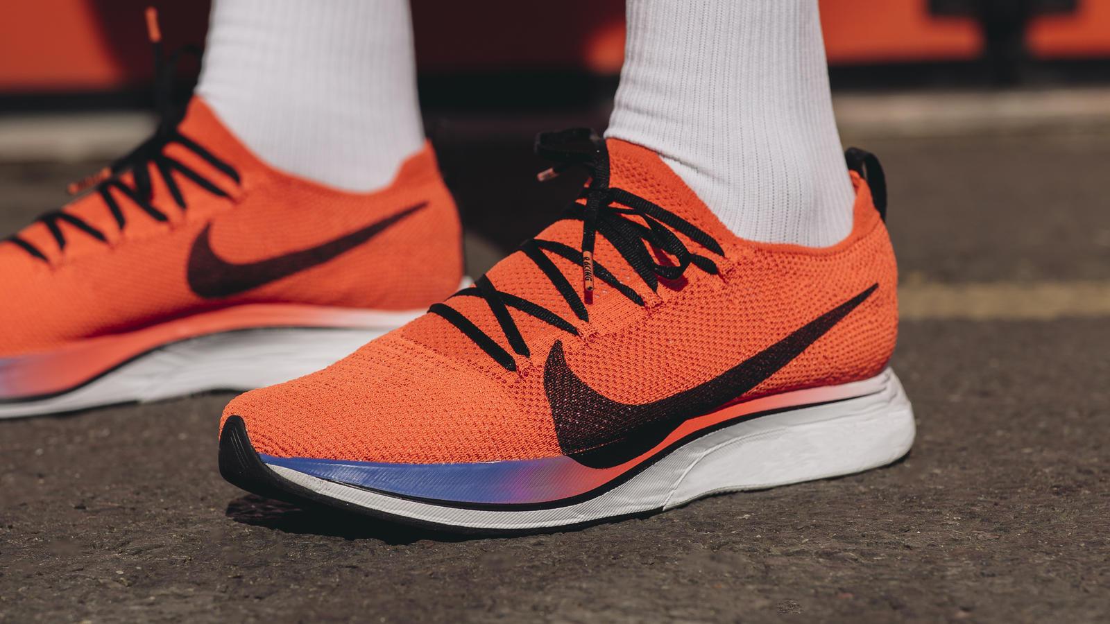 Nike Vaporfly 4% Flyknit London Marathon