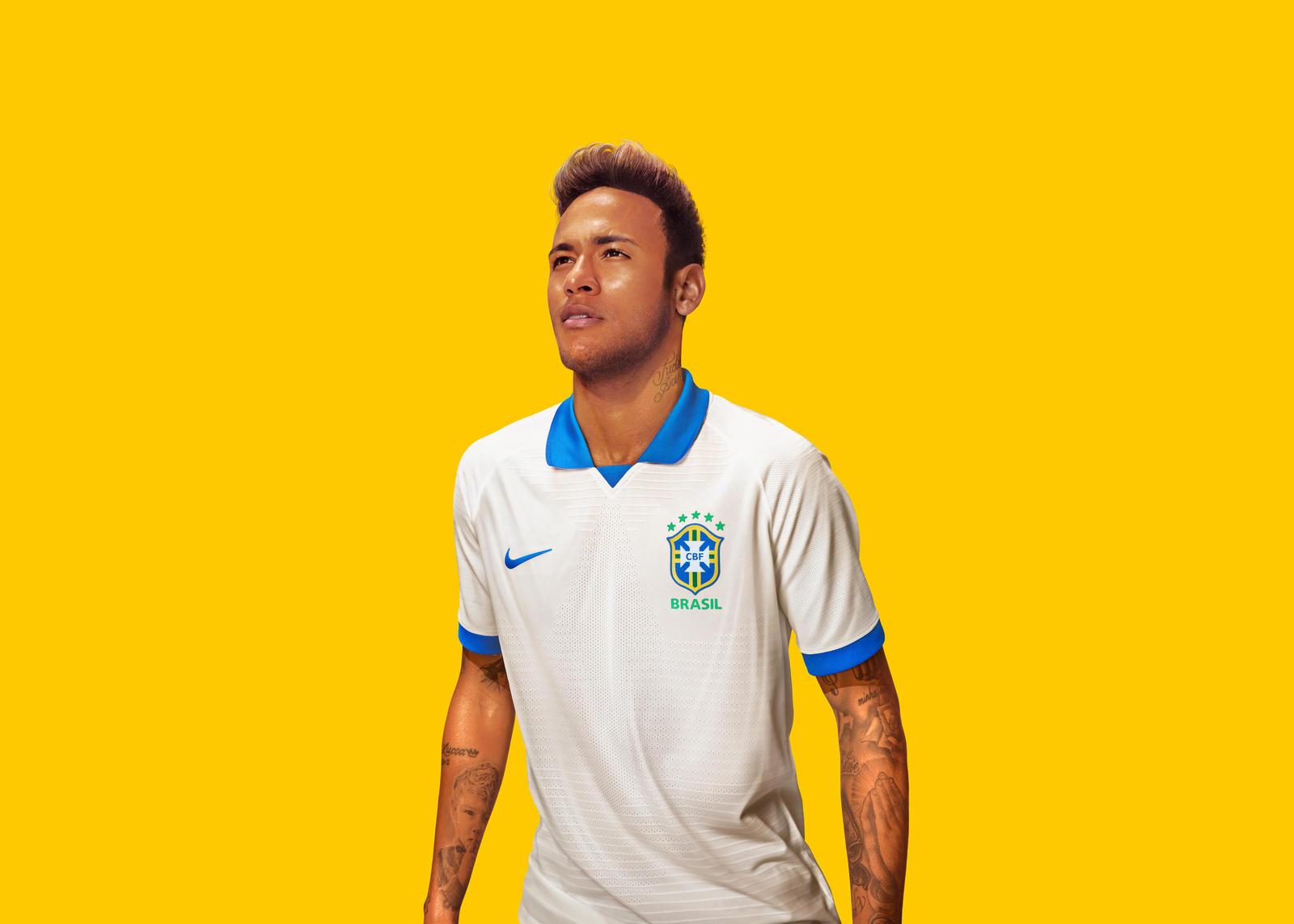 Nike 2019-20 Brasil Copa America 100th Anniversary Jersey Seleção Brasileira Collection 4