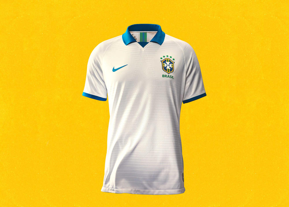 Nike's Brasil Copa America Jersey Celebrates a 100-Year Victory