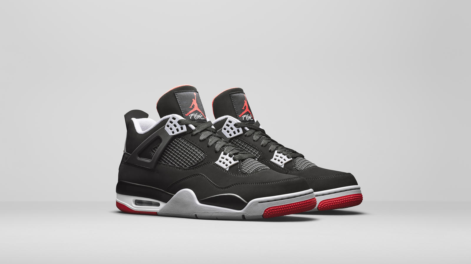 buy popular 4400f 237ca Air Jordan 4 Bred Official Images and Release Date - Nike News