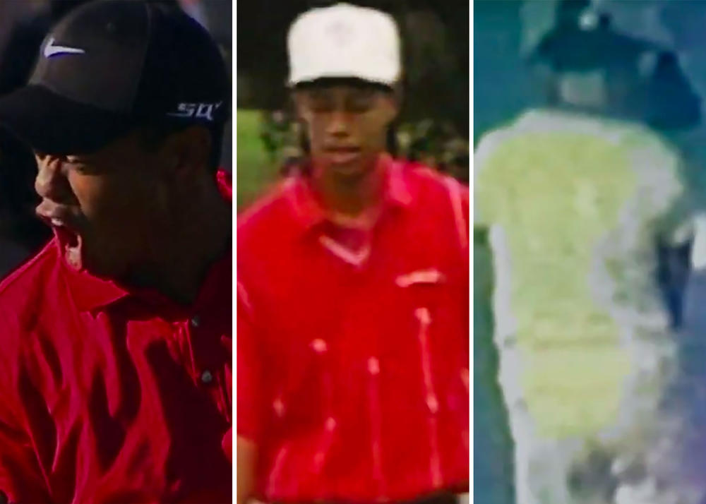 Tiger Woods: Same Dream