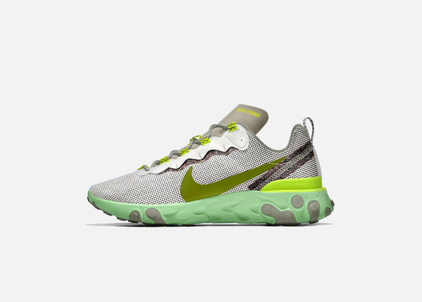 Nike By You React Element 55 20