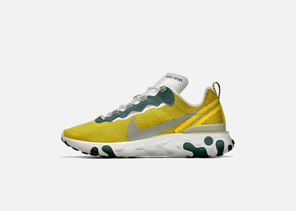 Nike By You React Element 55 21