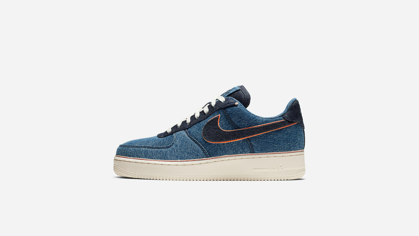 Nike Air Force 1 x 3x1 Denim 2