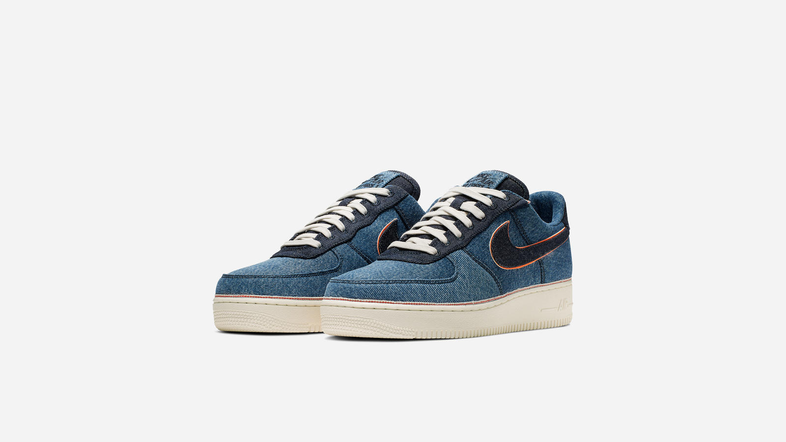 Nike Air Force 1 x 3x1 Denim 4