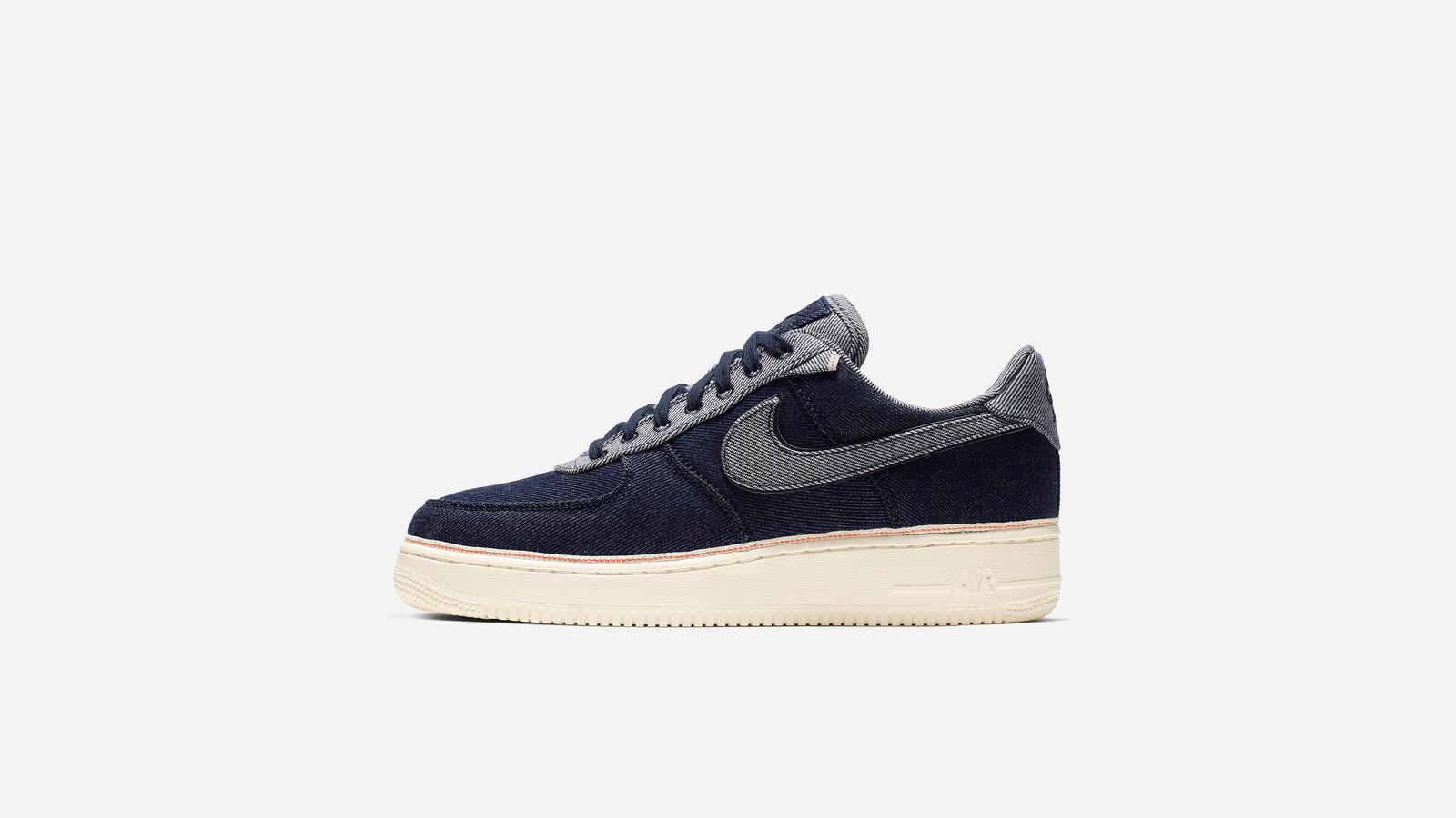 Nike Air Force 1 x 3x1 Denim Nike News
