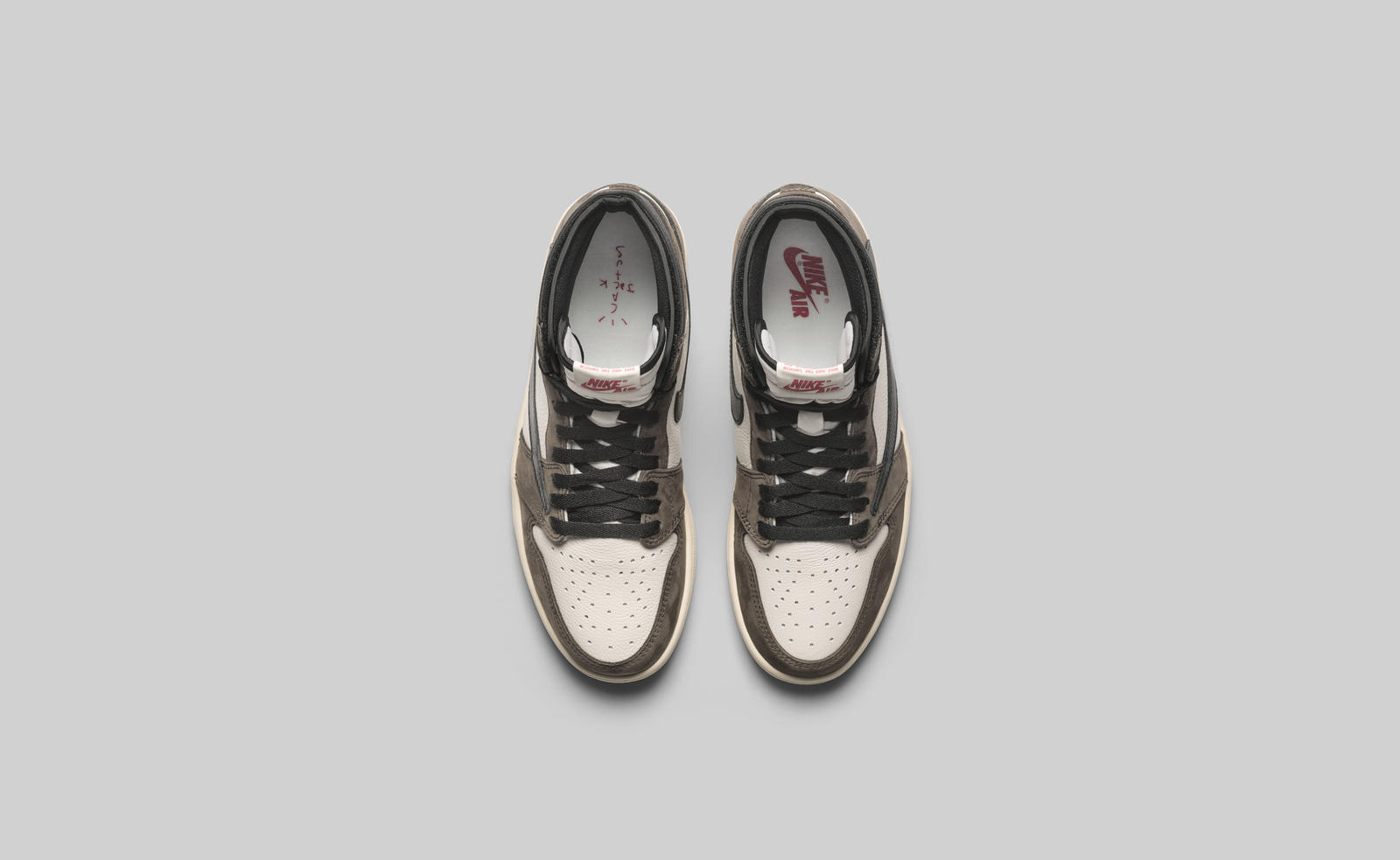 Travis Scott Air Jordan I High OG and Apparel Collection Official Images and Release Date 3