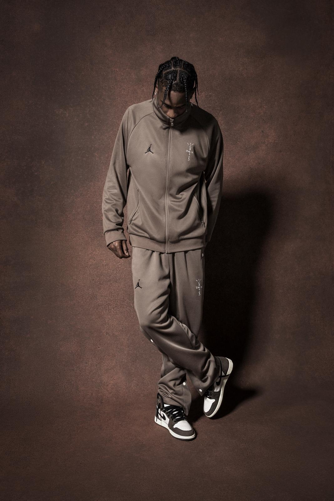 Travis Scott Air Jordan I High OG and Apparel Collection Official Images and Release Date 10