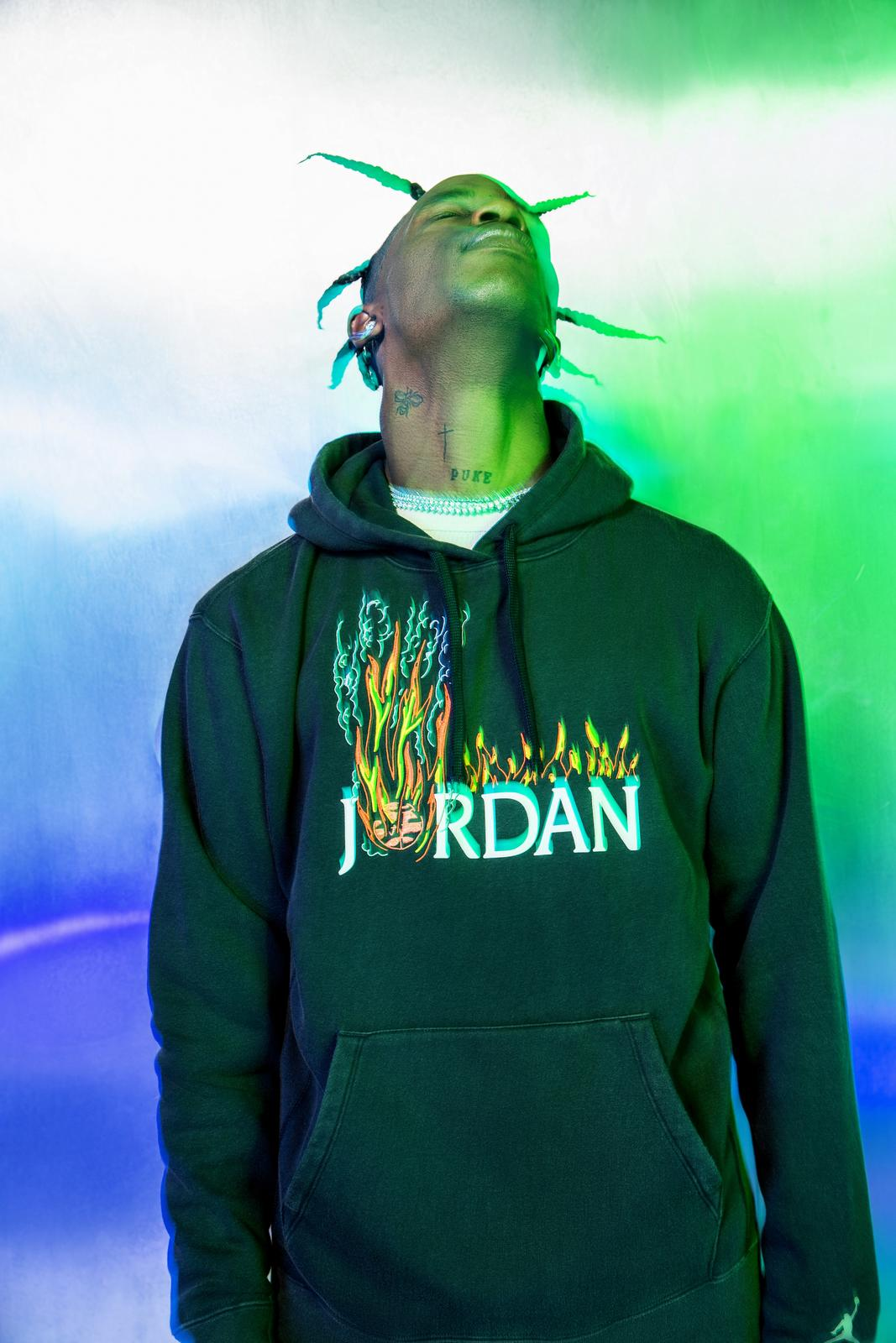 648c864ea56 Travis Scott Air Jordan I High OG and Apparel Collection Official Images and  Release Date 12