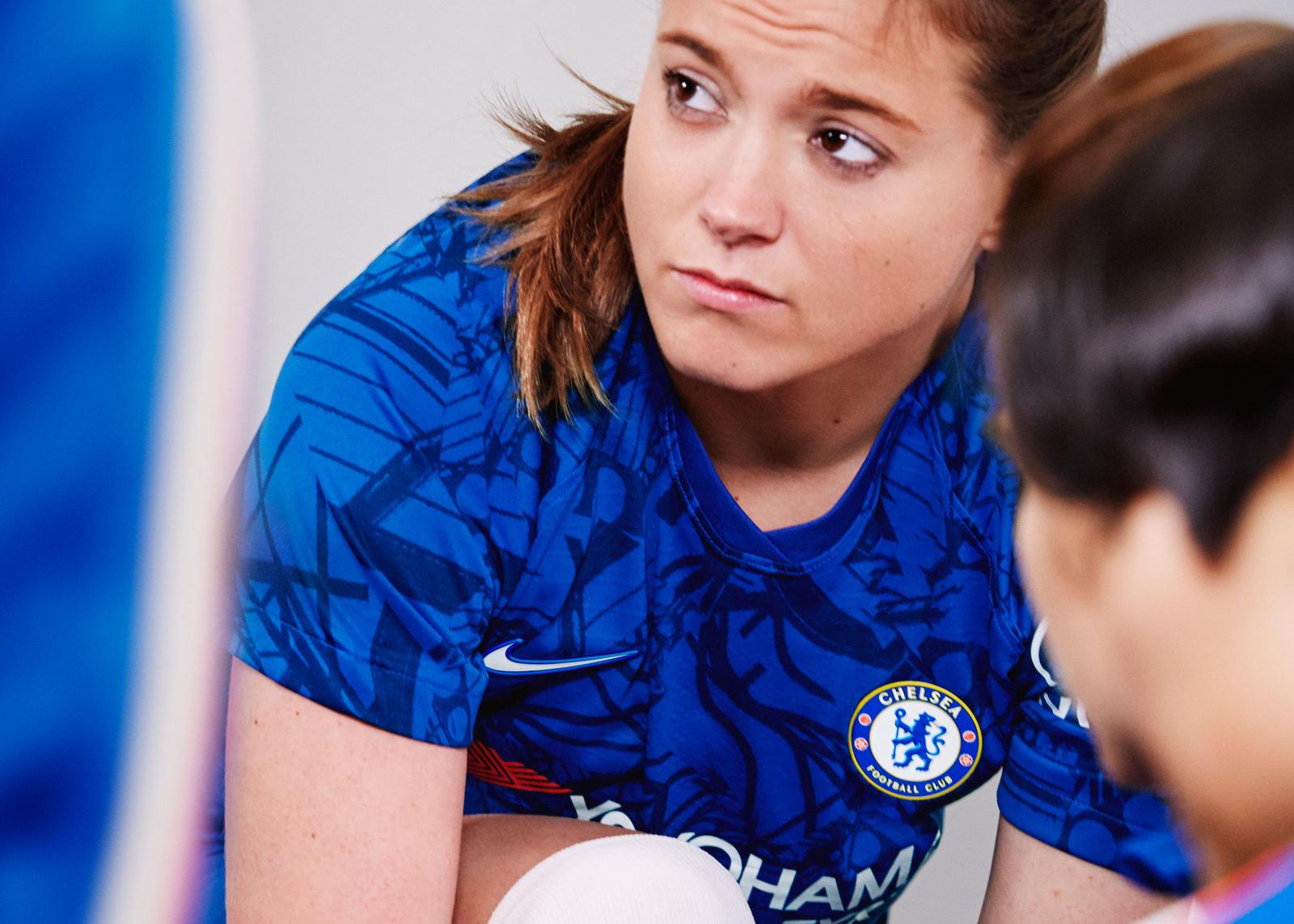 Chelsea FC Home Kit 2019-20 2