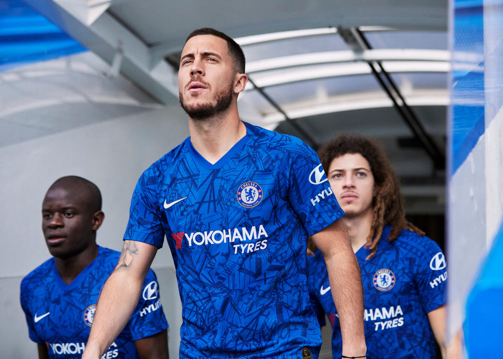 2495d6218f9 Chelsea FC Home Kit 2019-20 - Nike News
