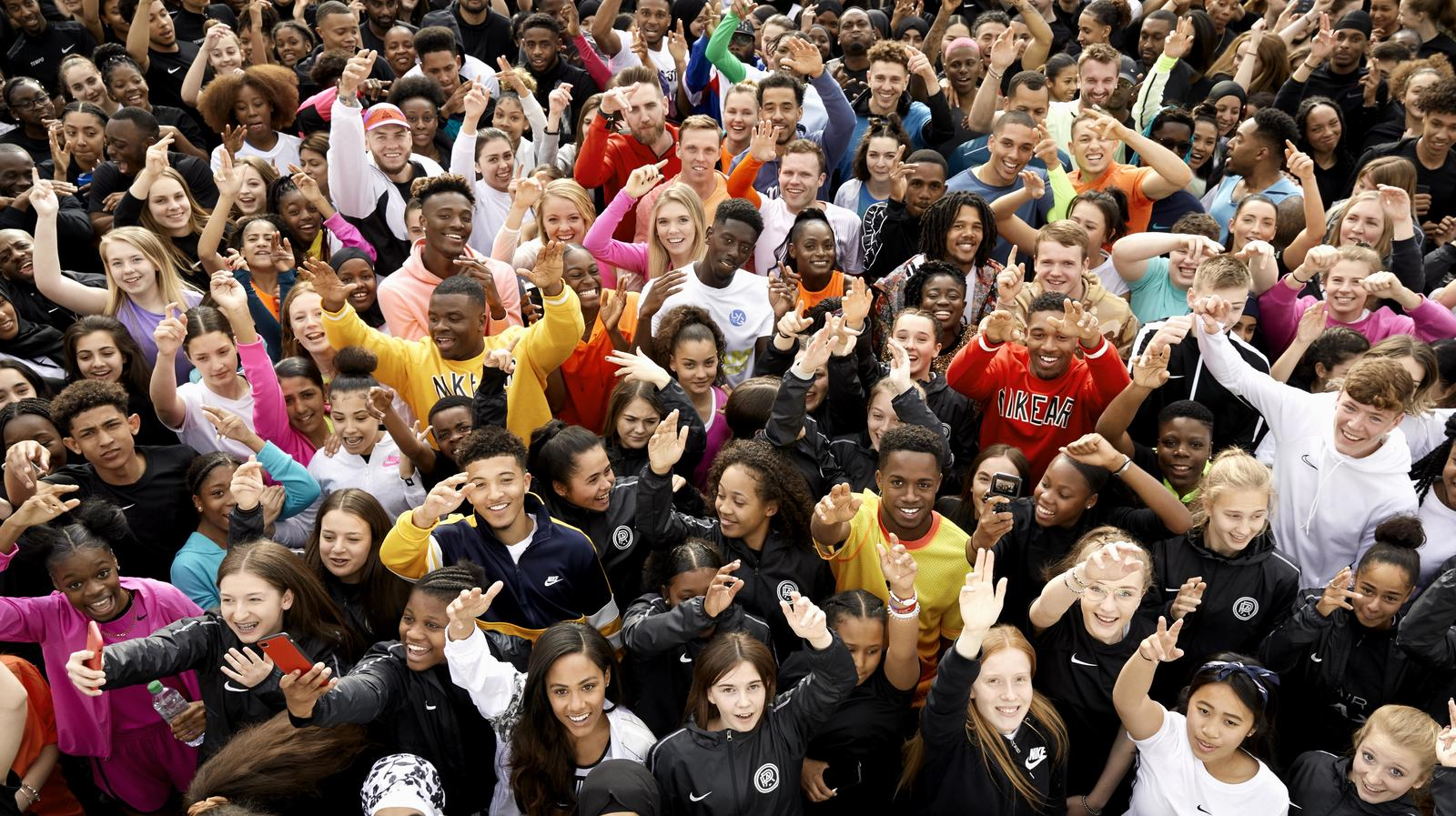 Nike Announces Long-Term Youth Sports Partnerships in London 0