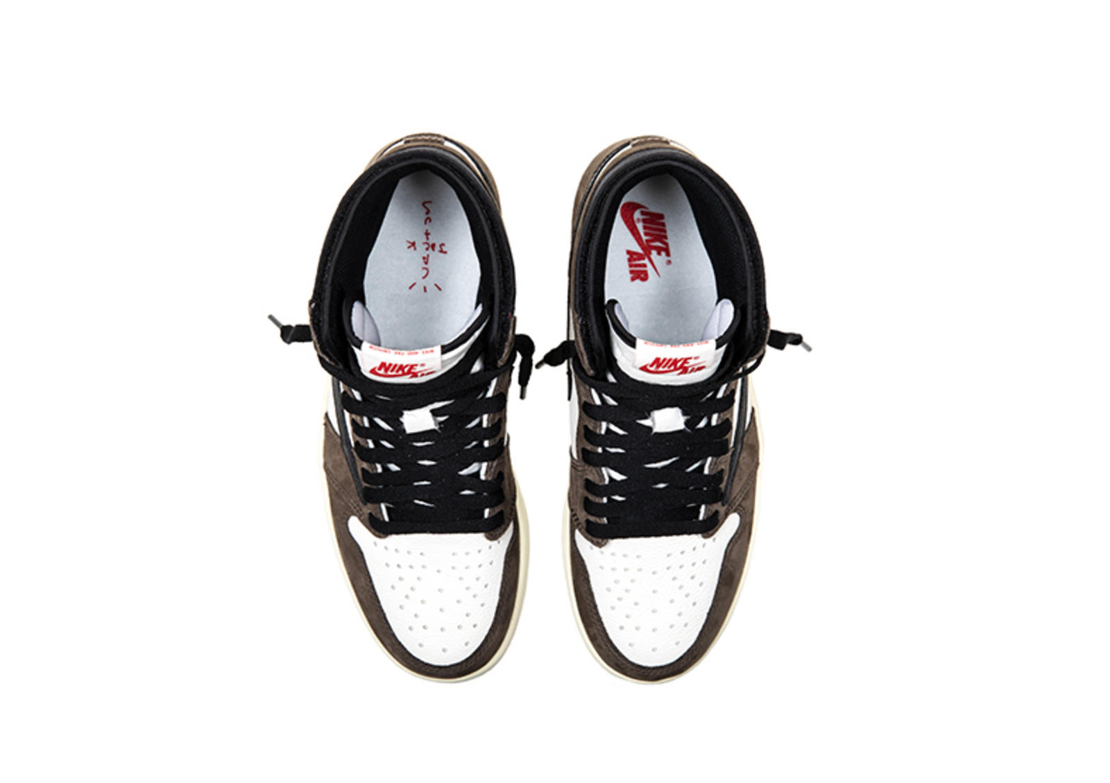 Travis Scott Air Jordan I High OG and Apparel Collection Official Images and Release Date 24