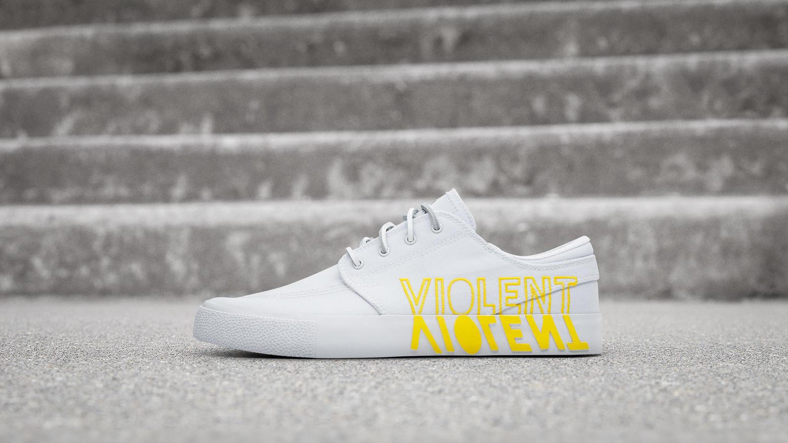 sneakers femme blanc nike