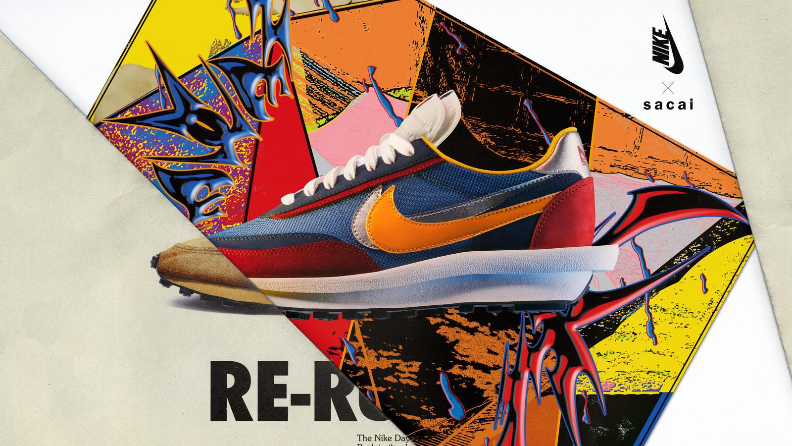 How to Get the Nike x sacai LDWaffle and Blazer Mid 7