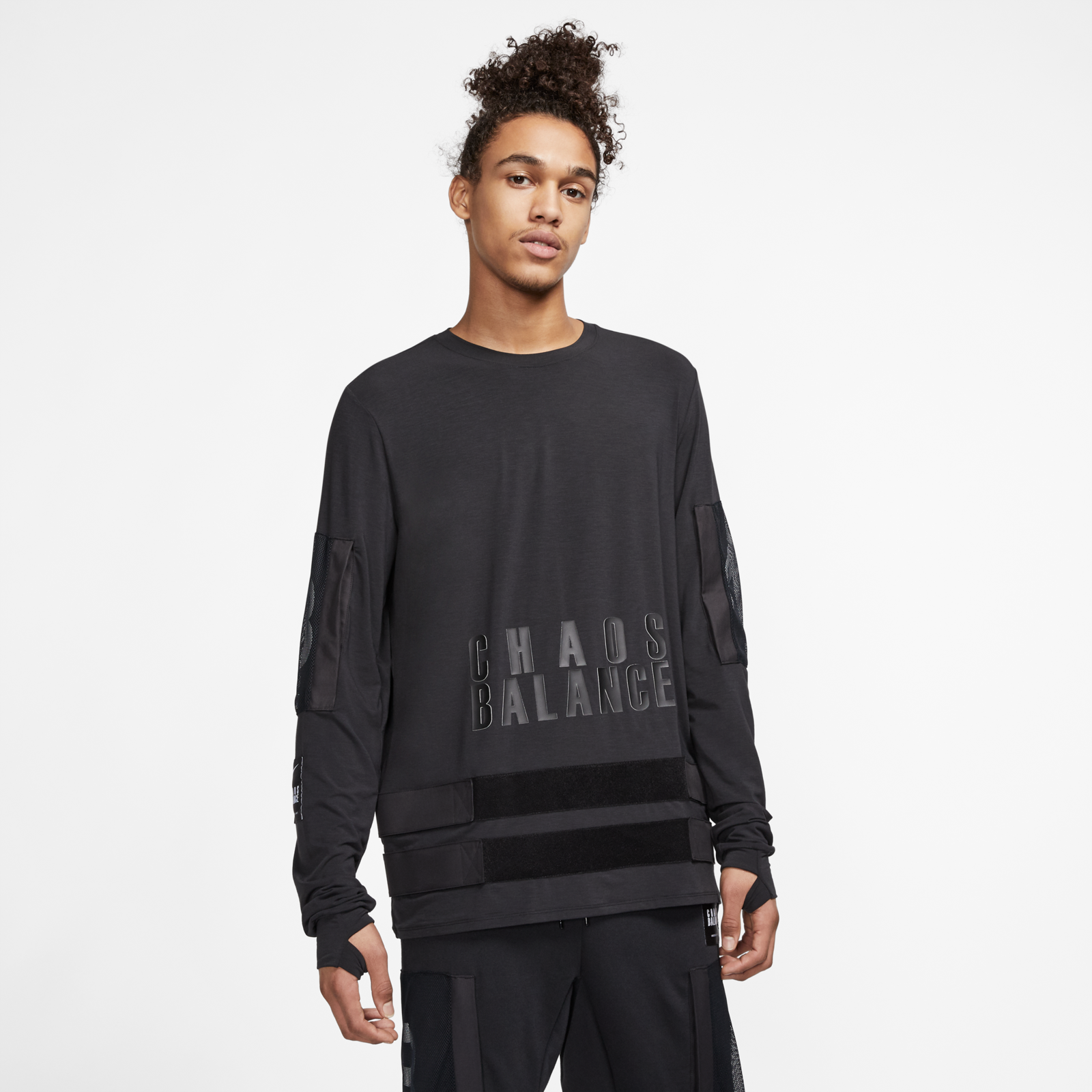 Nike x UNDERCOVER Track Suit, T-Shirt and Longsleeve 35