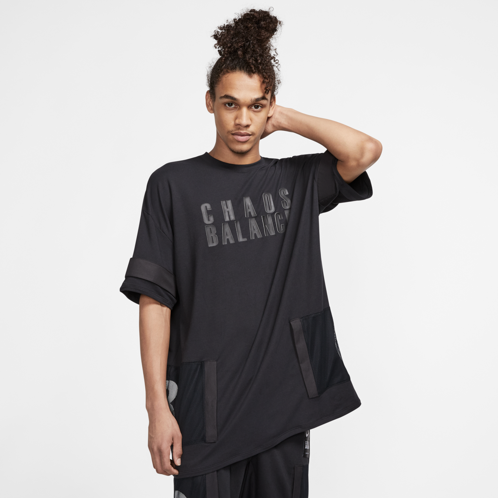 Nike x UNDERCOVER Track Suit, T-Shirt and Longsleeve 37