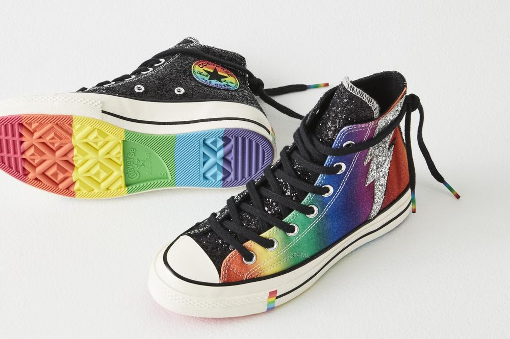 Converse Celebrates the Origins of Pride Around the World