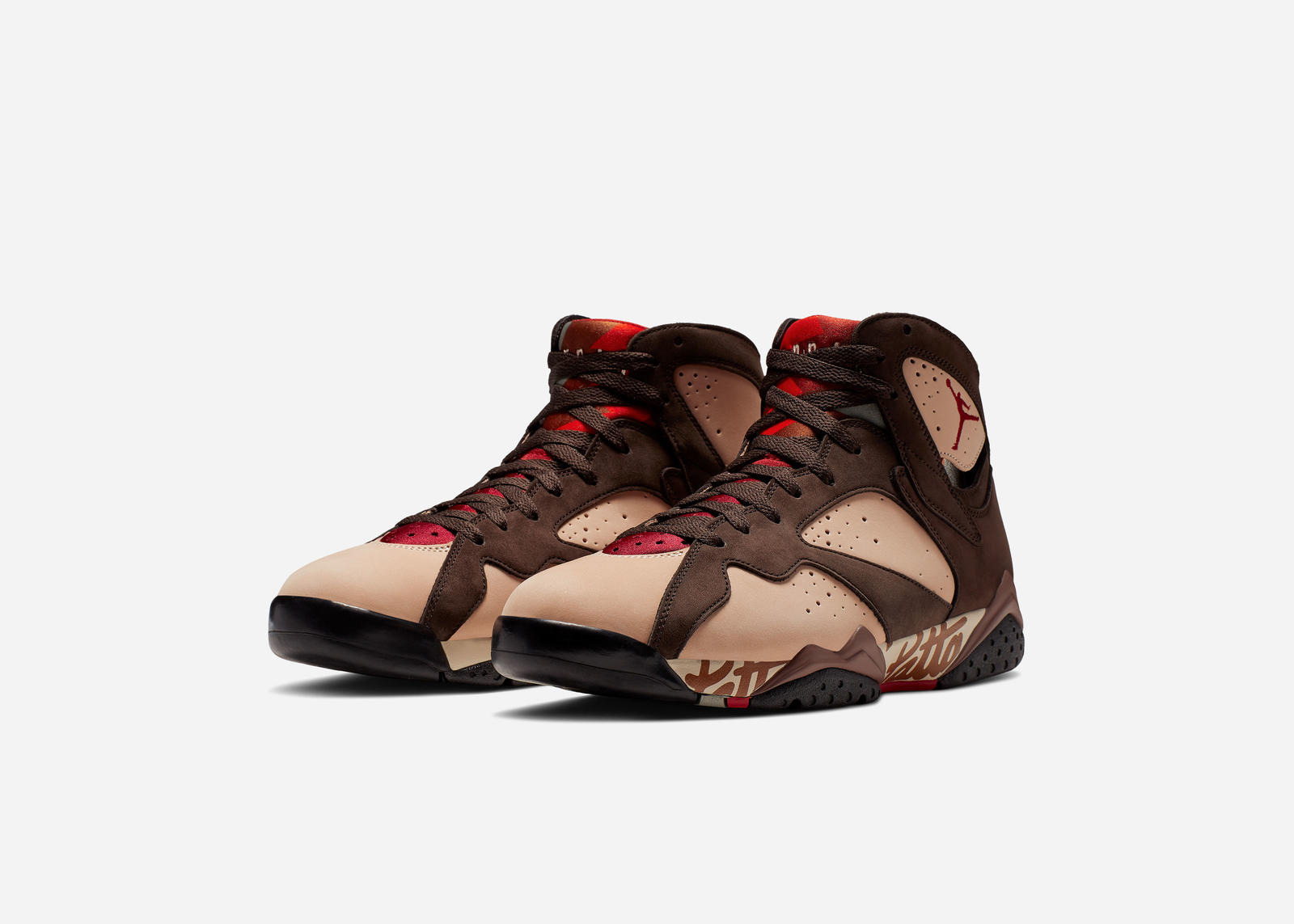 Air Jordan 7 Patta Official Images and Release Date 0