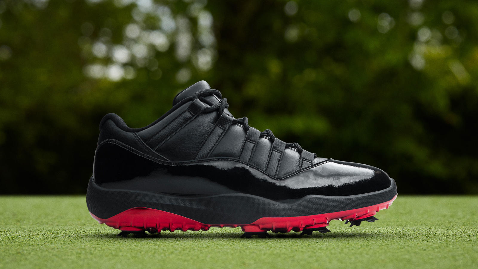 "Air Jordan 11 ""Safari Bred"" Golf Shoe: Official Images and Release Date 0"
