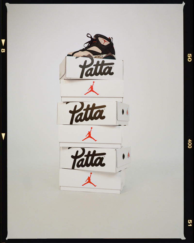 How to Get the Patta x Jordan Collection