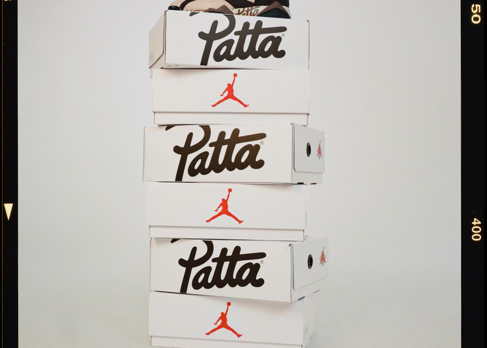3045b39028b65c Air Jordan 7 Patta Official Images and Release Date 9