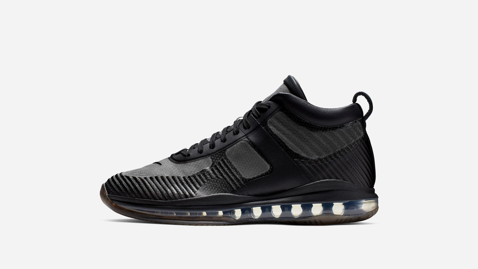 LeBron James x John Elliott Icon QS (Black) Official Photos