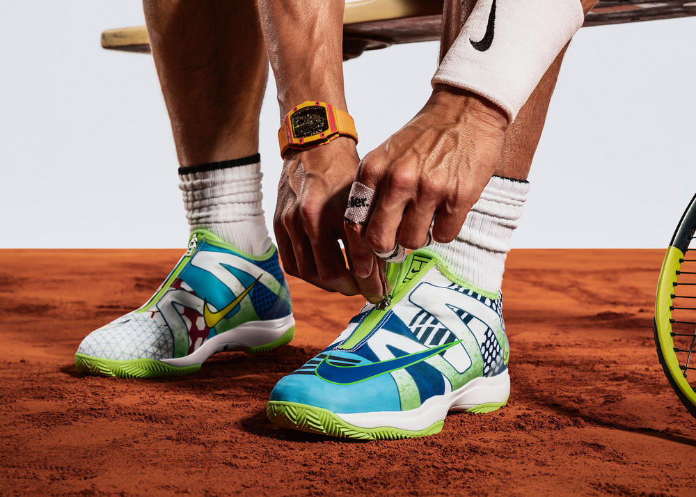 "NikeCourt Cage 3 Glove ""What The"" Rafa"